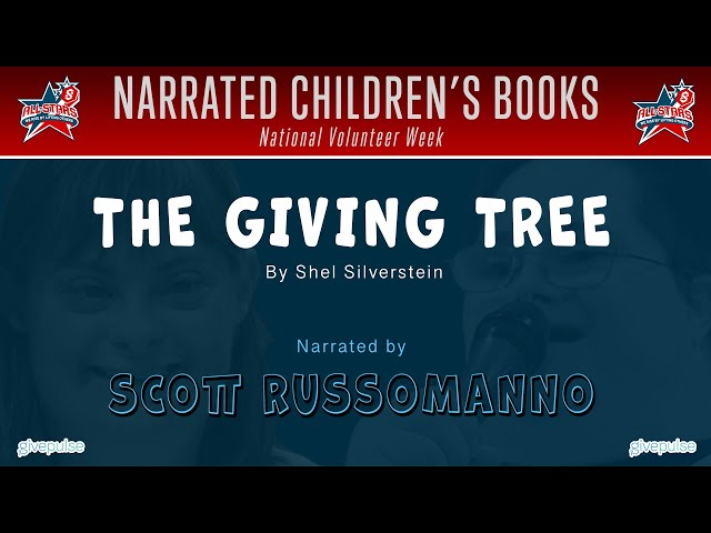 The Giving Tree narrated by Scott Russomanno