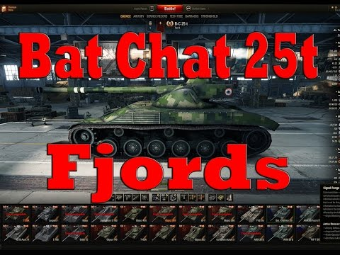 WoT - Bat Chat Fjords
