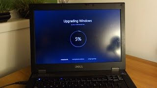 Windows 10 working perfectly on DELL Latitude E5410 laptop