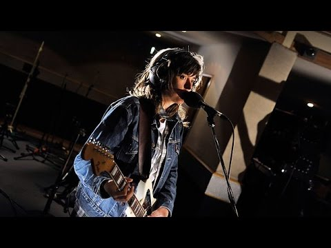 Courtney Barnett - Pedestrian At Best, in session for Annie Mac