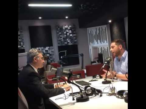 16.08-  Programm ONE RADIO - It Tokk ma Alexander Saliba