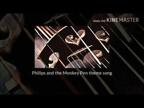 Philips and the Monkey Pen| Theme song| Violin Cover