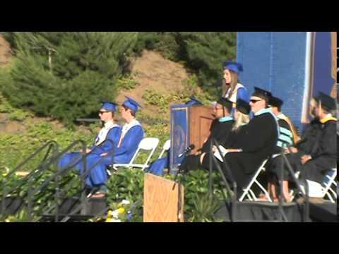 Karly Zrake Valedictory Address - San Pasqual High School - June 3, 2014