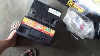 MY FORTUNER NEW BATTERY l AMARON HI LIFE PRO l SPECIAL TYPE BATTERY