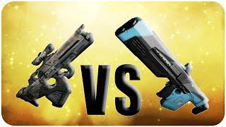 Destiny Jade Rabbit vs Mida Multi Tool // Destiny Exotic Scout Rifle Comparison