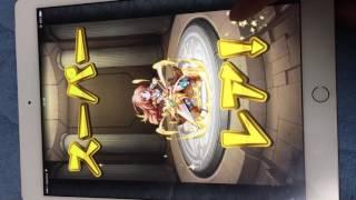 モンスト。超獣神祭50連+2連 闇が凄まじー(笑)