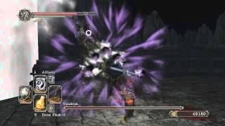 Dark Souls 2 Vendrick Boss EASY Win + SECRETS