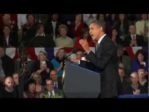 Barack Obama: Farm Bill 2012