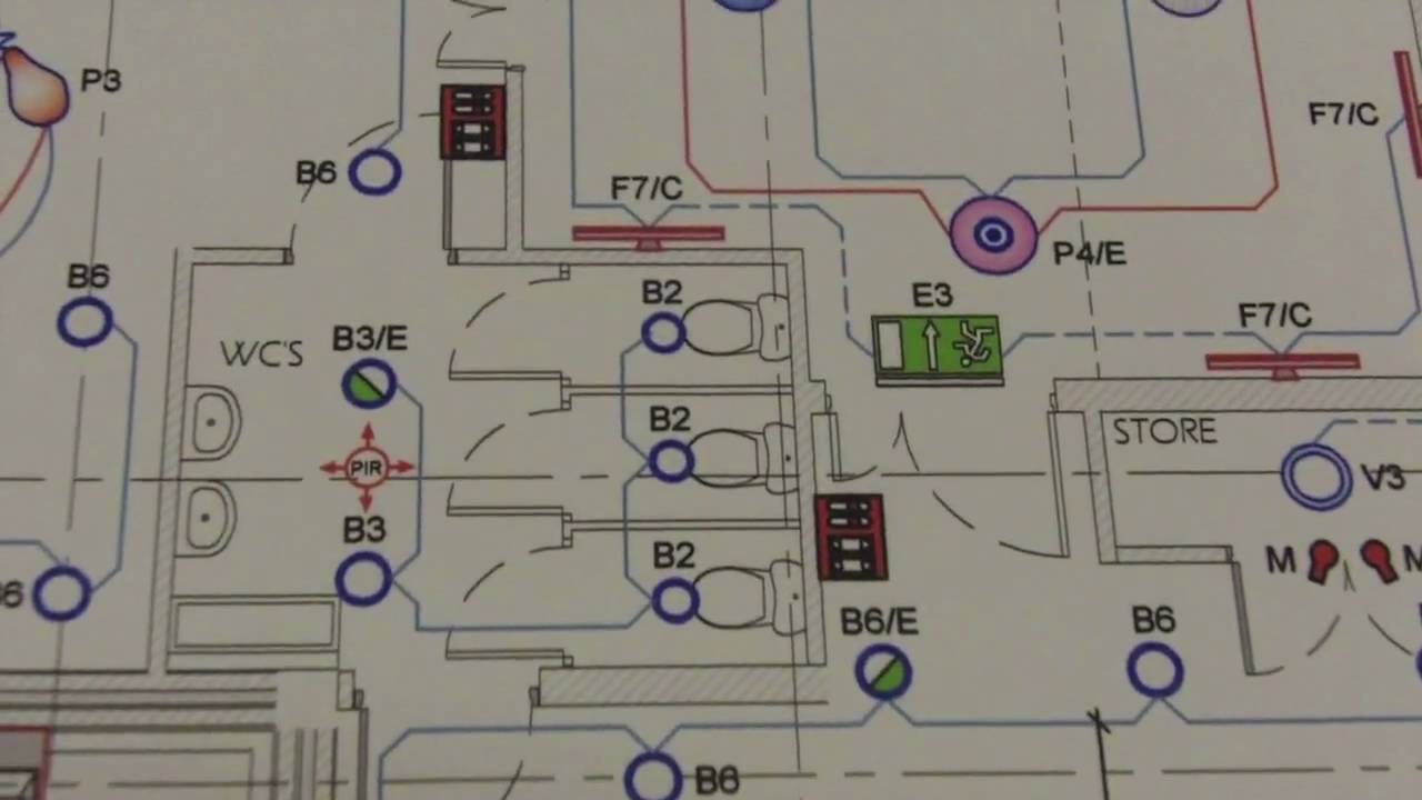 m&e electrical drawings – readingrat, Wiring electric