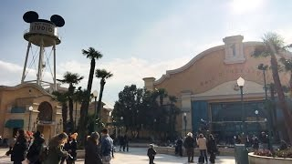 The other Disney Paris Park, Walt Disney Studios (THE ENTIRE THING)(Well, people keep asking me why I haven;t been in the other park here at Disneyland Paris, so I thought to myself,
