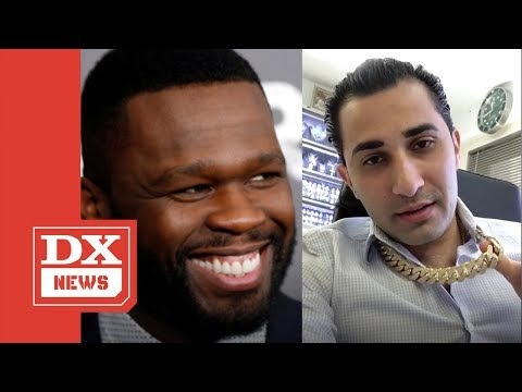50 Cent Clowns Jeweler Who Says Tekashi 6ix9ine Owes Him $25,000