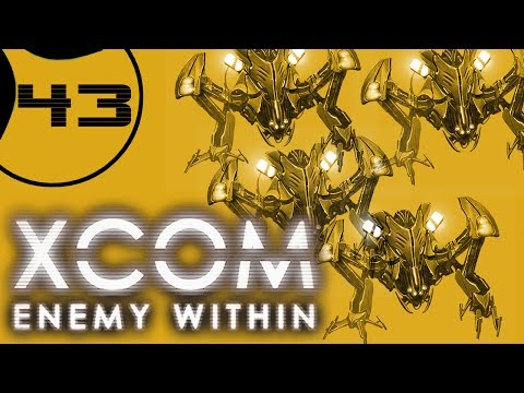 Letu0027s Play XCOM Enemy Within Ironman Impossible - Part 43 - 4 Sectopod TERROR