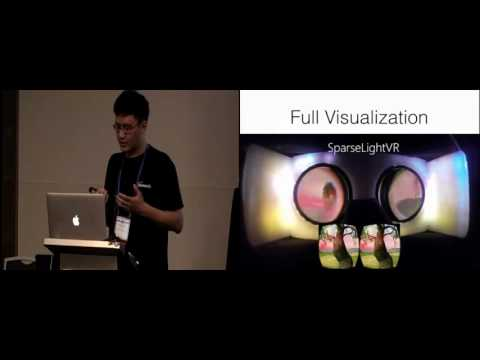 Augmenting the Field-of-View of Head-Mounted Displays with Sparse Peripheral Displays