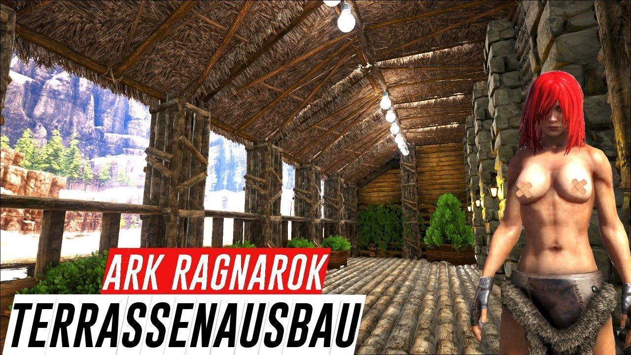 Ark Ragnarok Deutsch | Terrassenausbau | 29 | Lost in Paradise