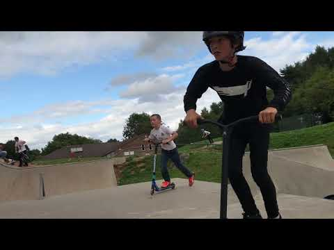 Jack Murray 2016-2017 scooter edit!