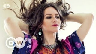 Rahiba Rahimi started Afghanistan's first fashion label with designs using a combination of traditional handiwork and contemporary styles. She hopes her ...