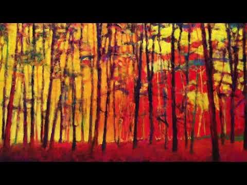 Ken Elliott Brightly Lit Woods