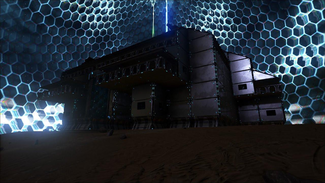 Ark Survival Evolved Tek Tier Base Building Tips PC