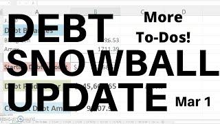 DEBT SNOWBALL UPDATE | 2020 Debt Payoff Plan | Debt Update | Debt Snowball Spreadsheet | Debt Free