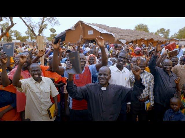Bringing Salvation to South Sudan