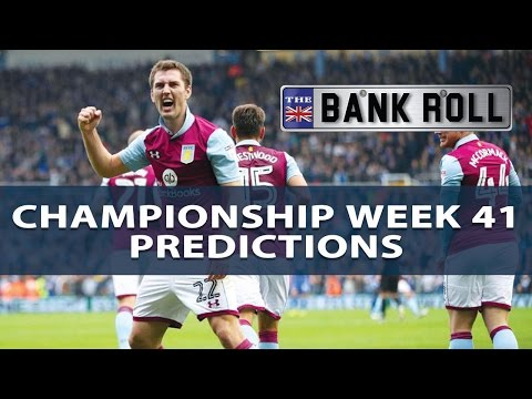 Championship Week 41 | Predictions and Best Value Tips