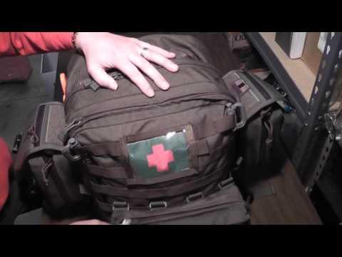 Shtf First Aidl Kit Blackhawk Medical Pack You