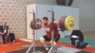 Lasha Talakhadze - 265