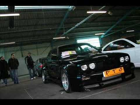 Bmw 325i E30 Rieger Genesis Youtube