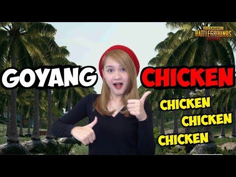 GOYANG CHICKEN ala LALAJO - PUBG MOBILE INDONESIA