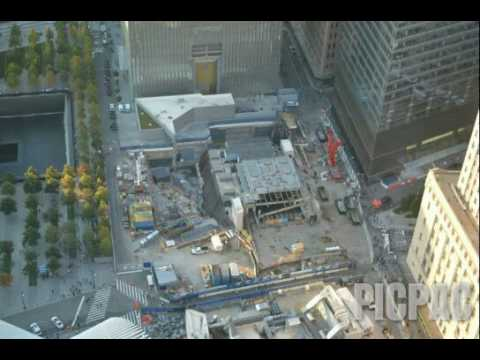 PATH Entrance WTC Demolition- 2 Month Time-Lapse