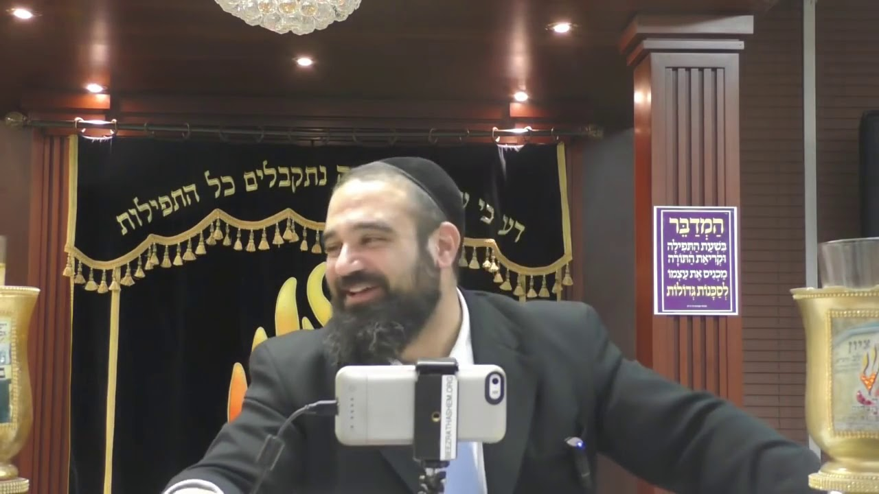 After Hours with Rabbi Yaron Reuven 38