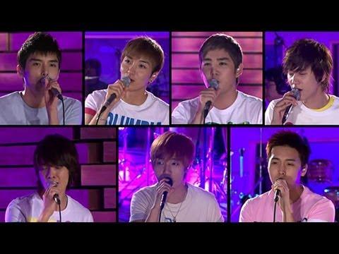 Super Junior - Gee, 슈퍼주니어 - 지, Lalala 20090625