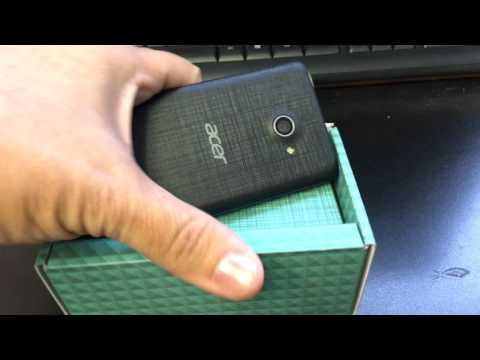 ACER LIQUID M220 Unboxing Video – in Stock at www.welectronics.com