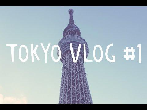 東京 TOKYO VLOG #1 : 千駄木 SENDAGI , TOKYO STATION, 大手町 OTEMACHI