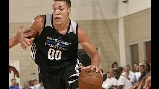 aaron gordon has magical performance
