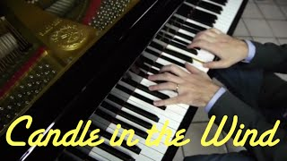Elton John - Candle in the Wind - Piano Cover play by ear by Fabrizio Spaggiari