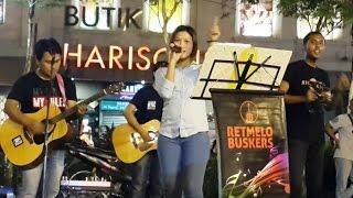 bintang kehidupan-Nurul feat retmelo buskers cover Nike Ardilla,tarik asyik bangat