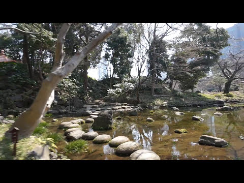 Koishikawa Korakuen Garden - one of the best in Tokyo - 小石川楽園