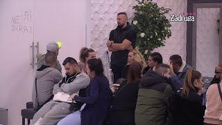Zadruga 4 - Tomović i Kristijan se suočili, izneli sve na čistac, pa doneli odluku - 23.11.2020.