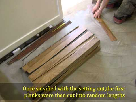 How we Install Karndean Flooring.