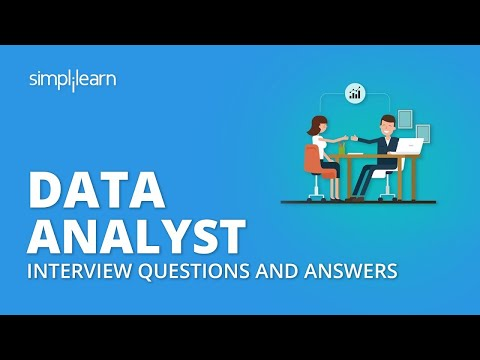 Data Analyst Interview Questions And Answers | Data Analyst Interview Questions | Simplilearn