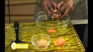 Simphiwe Dana omelette Challenge (24.05.2012)