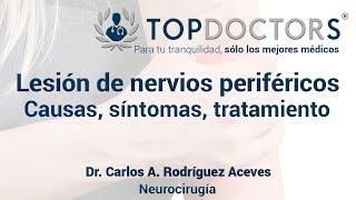 Enfermedad sistema nervioso del de periférico síntomas la