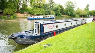 SOLD Tickety Boo - 55ft Liverpool cruiser stern narrow boat £34,950