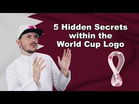 5 hidden secrets within the FIFA World Cup Qatar 2022 Logo