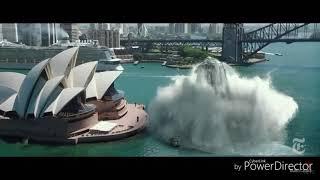 Pacific rim uprising movie clip # sydney battle