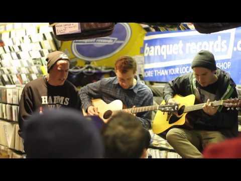 The Story So Far - Rally Cap (Acoustic, Kingston)