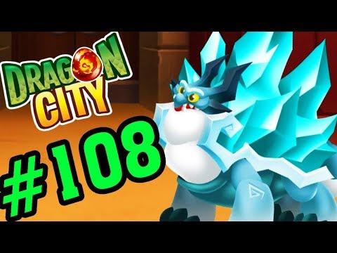 DRAGON CITY - ICEBERG DRAGON QUÁ NHIỀU RỒNG MỚI LUÔN - GAME NÔNG TRẠI RỒNG #108