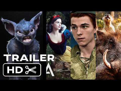 TOP 15 BEST UPCOMING DISNEY LIVE ACTION MOVIES (2019 -  2029) - NEW KIDS TRAILERS