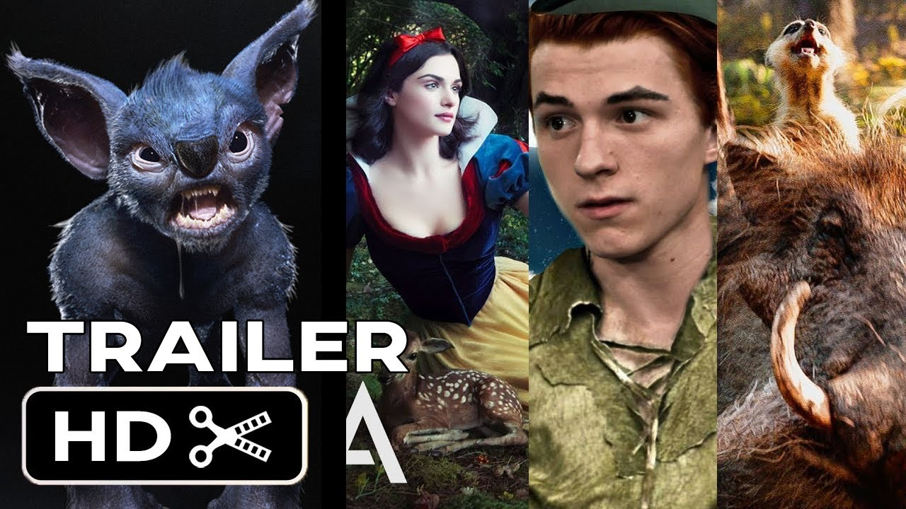 TOP 15 BEST UPCOMING DISNEY LIVE ACTION MOVIES (2019 ...